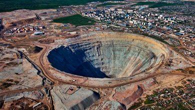 Photo of Cea mai valoroasă gaură din lume. 13 miliarde de lire se află în acest crater