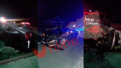 Photo of FOTO | ACUM: ACCIDENT GRAV la Turcinești! Doi bărbați de 25 respectiv 28 de ani TRANSPORTAȚI LA SPITAL!