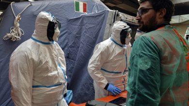 Photo of ZONA ROȘIE din Italia continuă să sângereze. Alți 168 de morți în 24 de ore