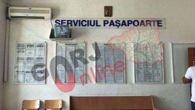 Photo of Activitatea de la Pașapoarte modificată pentru limitarea răspândirii COVID-19