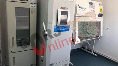 Photo of Laboratorul de la Tg-Jiu pentru testarea SARS-CoV-2, acreditat!