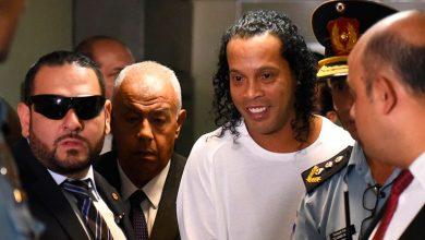 Photo of RONALDINHO și fratele său au ieșit din închisoare. Starul a plătit 1,6 milioane de dolari, cauțiunea
