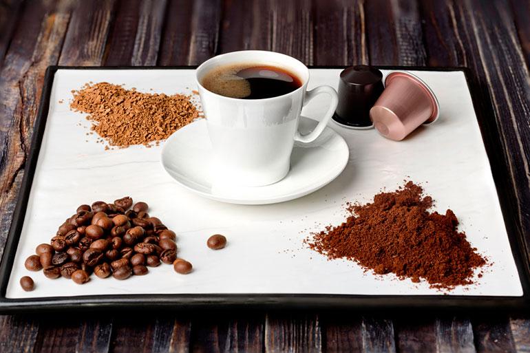 Cum te ajută cafeaua verde să slăbești?