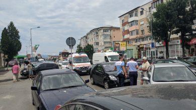 Photo of FOTO: Acident cu victime în față la Tic Tac