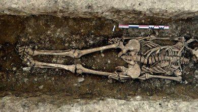 Photo of Cimitir celtic descoperit în Franța