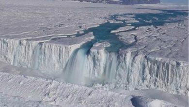 Photo of Cea mai mare calotă glaciară rămasă în Arctica tocmai a pierdut o bucată uriașă