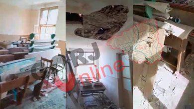 Photo of VIDEO ȘOCANT! Dezastru într-o școală din Gorj: cadavre de porumbei, tavane căzute, moloz și mizerie. Pericol URIAȘ pentru copii!