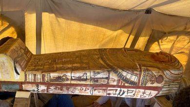 Photo of Descoperire arheologică în Egipt. Peste 25 sarcofage bine conservate au fost scoase la lumină în necropola Saqqara