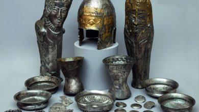 Photo of Tezaurul getic de la Agighiol, comoara descoperită într-un mormânt din secolul IV î.Hr.