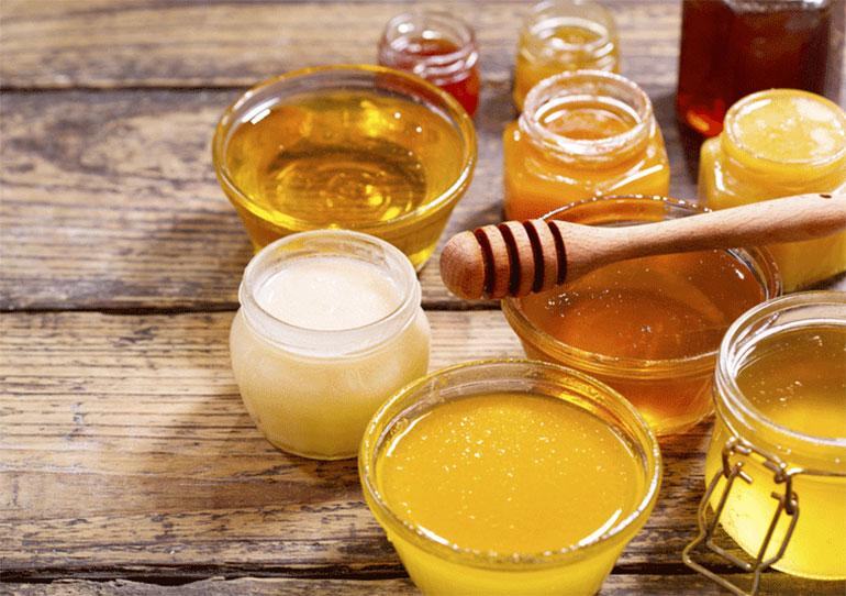 Mierea ajută cu varice