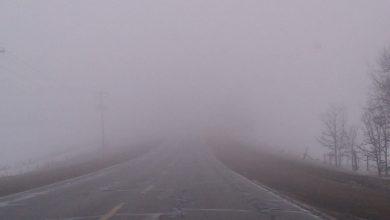 Photo of Ceața reduce vizibilitatea pe mai multe drumuri naționale
