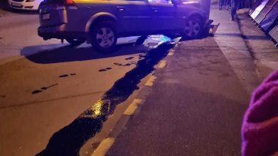 Photo of FOTO. Accident pe strada Ana Ipătescu din Târgu Jiu!