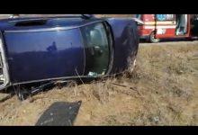 Photo of Sfârșit tragic pentru o femeie aflată într-un autoturism care răsturnat pe o stradă din Caracal