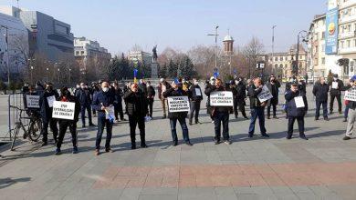 Photo of S-a încheiat și protestul energeticienilor CEO din Craiova